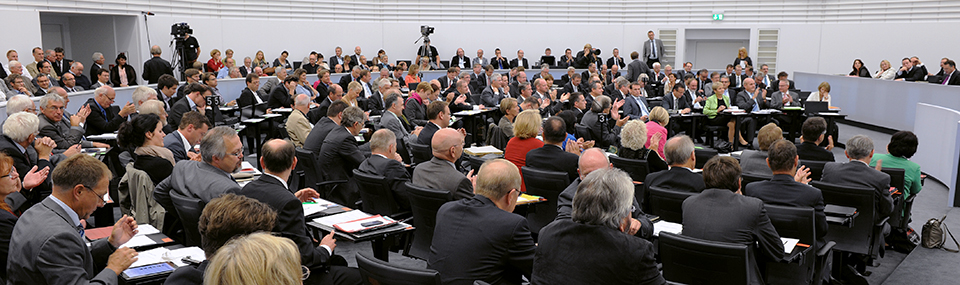 Landtag Baden Württemberg - Haller-Haid