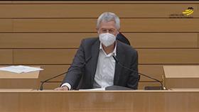 Stefan Scheffold im Plenarsaal